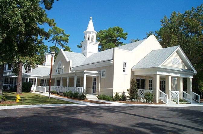 Area Churches in Hilton Head