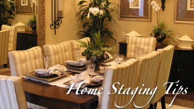 Home Staging Tips - Hilton Head Island SC