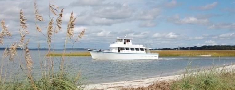 Boat Drifter - Hilton Head Island SC